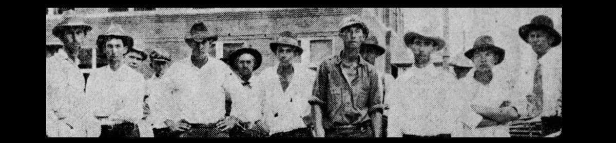 Oklahoma Green Corn Rebellion Centennial