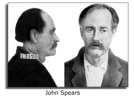 Photo: John Spears, member of the Working Class Union